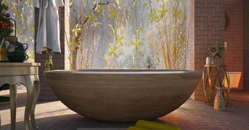 Aranżacje łazienek w naturalnym stylu