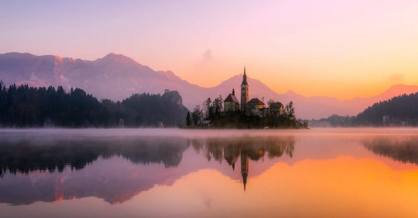 Słowenia – jeden z najbardziej malowniczych krajów w Europie