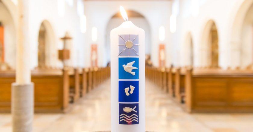 Świeca do chrztu – jakie jest jej znaczenie?