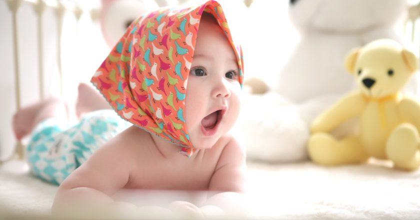 Top 5 prezentów dla niemowlaka, jakie znajdziesz w sklepie dla dzieci